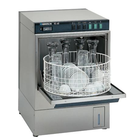 Hemerson lavastoviglie a cesto rotante for La lavastoviglie